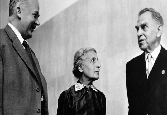 4名為其男同事贏得了諾貝爾獎的女性