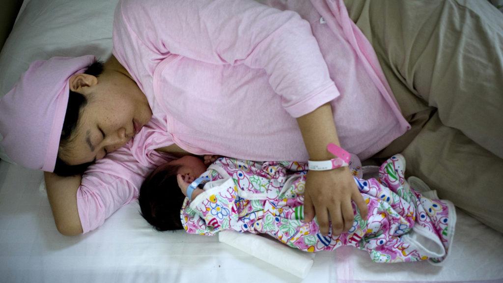 本土研究:從小只喝母乳,可能會長的比較慢!