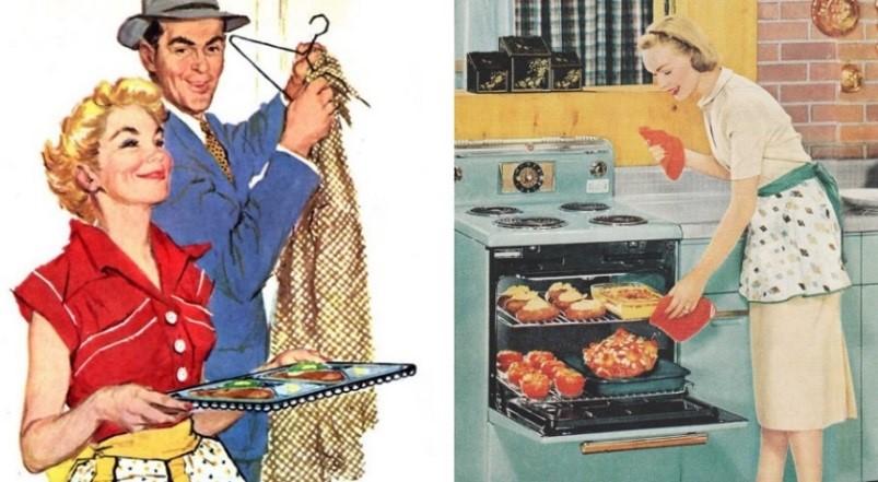 1955年的《好妻子指南》 妳做到幾項呢?