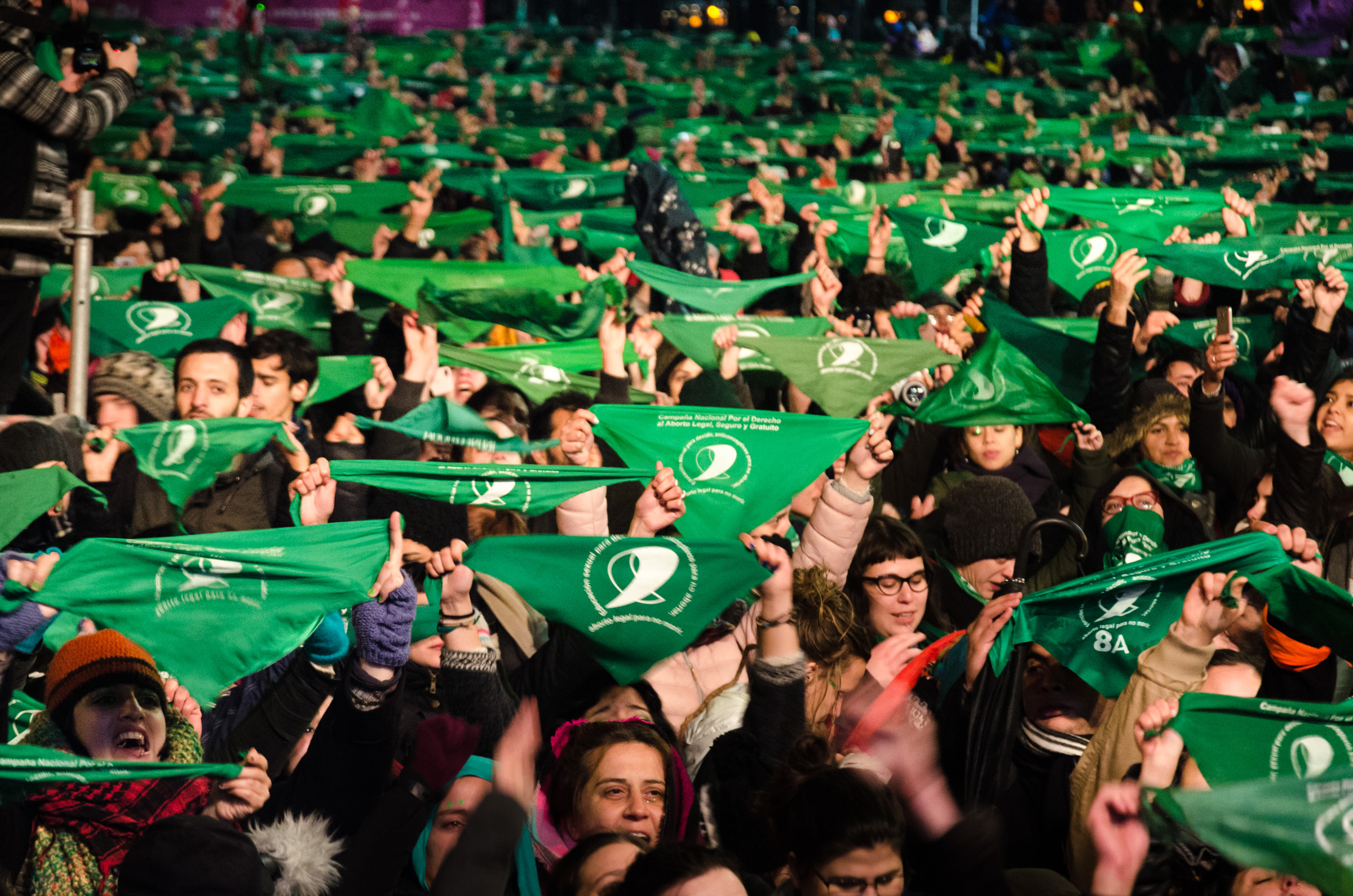 阿根廷通過關鍵投票 人工流產可望合法