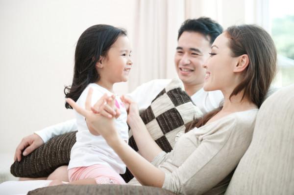 是什麼造就開心的情侶和開心的家庭?