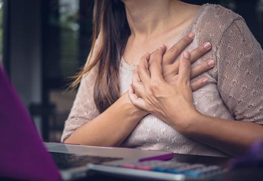 減少慢性發炎預防心臟病