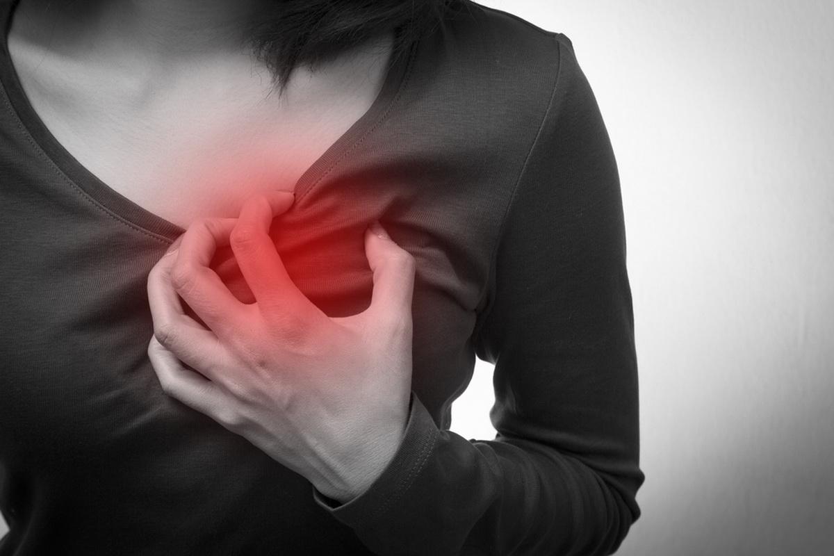 油包心發生心臟衰竭風險 女人比男人高