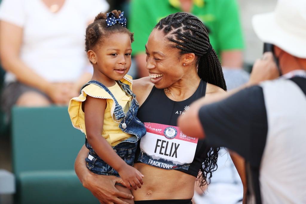 不再需要二選一!她們是奧運選手也是媽媽!