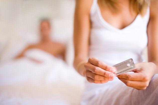 荷爾蒙避孕藥增加乳癌風險